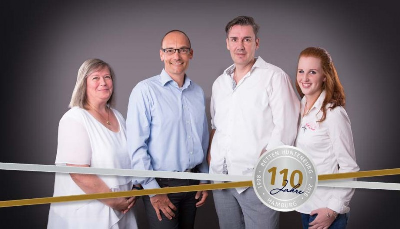 Zuhause Beratungs-Gutschein zum 110-jährigen Jubiläum